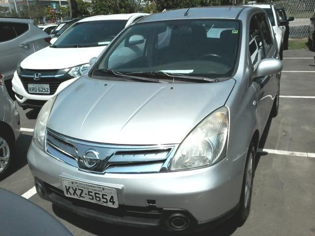 Nissan Livina /LIVINA 18SL 4P