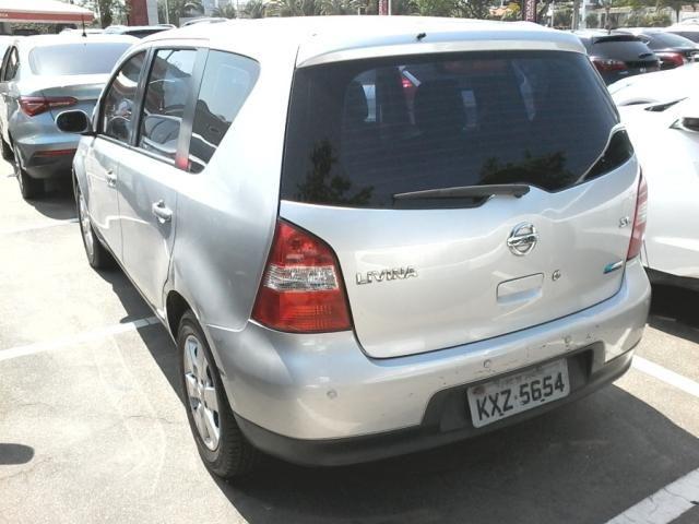 Nissan Livina /LIVINA 18SL 4P - Foto 3