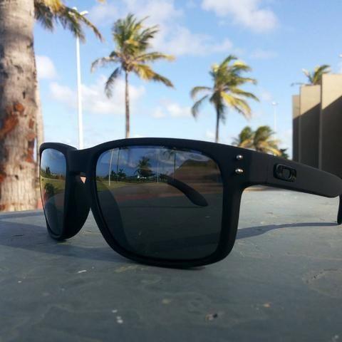 Óculos Oakley Liquidação - Holbrook 100% Polarizado - Bijouterias ... 980a3fccff