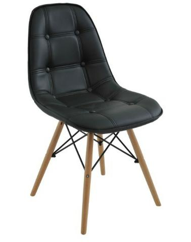 Cadeira Eiffel Charles Eames Botonê (Estofada)
