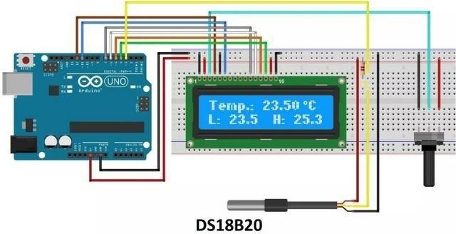 COD-CP122 Sensor De Temperatura Ds18b20 Sonda À Prova Dágua Arduino Automação Robotica - Foto 3