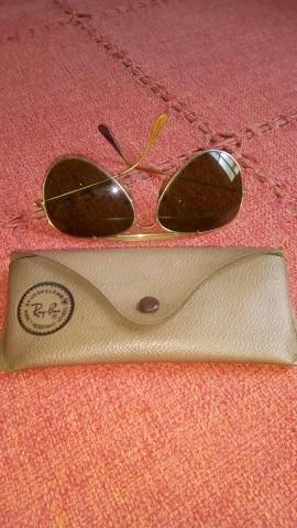 9932ba542 Óculos Ray Ban Antigo - Bijouterias, relógios e acessórios ...