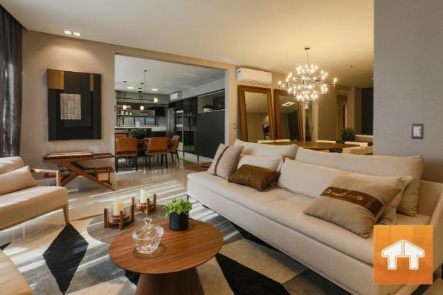 Apartamento Quadra Mar com 04 suítes - Mobiliado e decorado - Meia praia Itapema SC - Foto 18