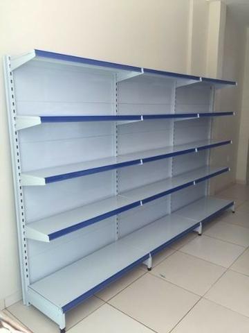 Gôndolas expositoras para farmácia - Foto 4