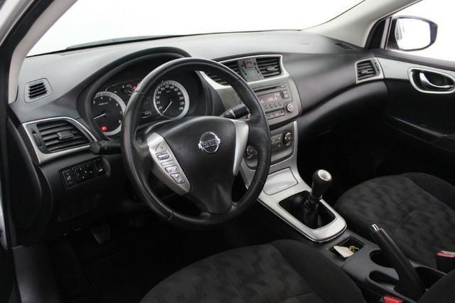 Nissan Sentra S 2.0 Flex Manual - 2015 - Foto 8