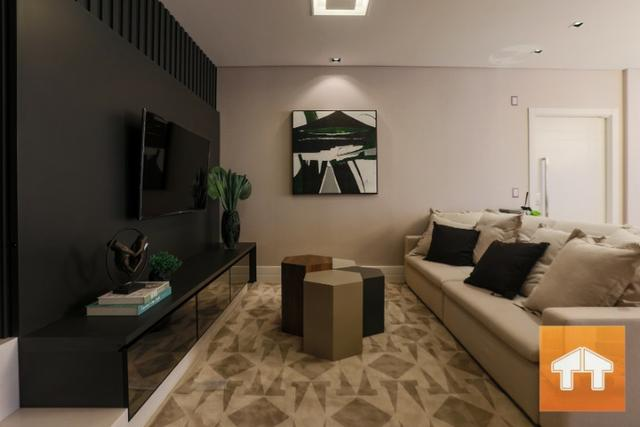 Apartamento Quadra Mar com 04 suítes - Mobiliado e decorado - Meia praia Itapema SC - Foto 3