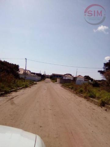 Terreno à venda, 420 m² por r$ 80.000 - guriri - cabo frio/rj - Foto 12