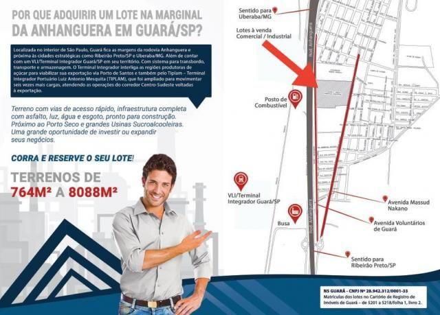 Terreno à venda em Centro, Guará cod:15405 - Foto 2