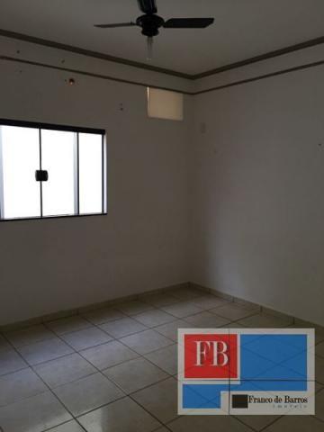 Casa  com 3 quartos - Bairro Residencial Santa Marina em Rondonópolis - Foto 8