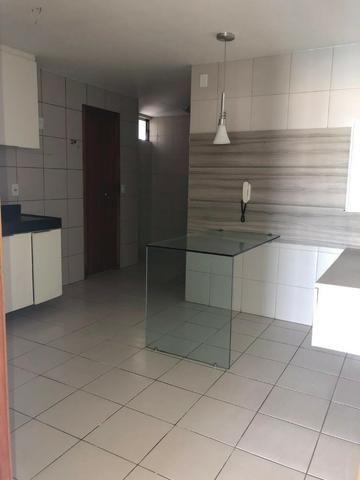 Apt de 126 m², na Jatiúca, 3 suítes + DCE, 2 vagas, só 640 mil! - Foto 7