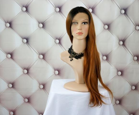 Peruca Lace Front Genebra - Wig Up! - Foto 4