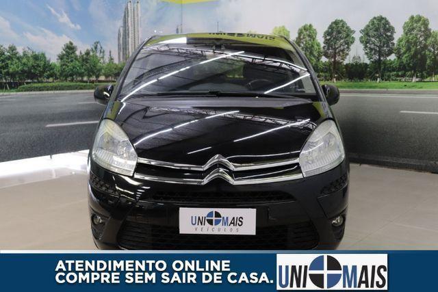 C4 Picasso 2012 Automatico Completo Impecavel Apenas 26.900 Financia/Troca Ljc - Foto 2