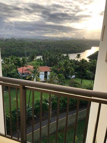 3 suítes no parque tropical nascente andar alto - Foto 10