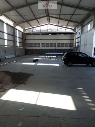 Galpão/depósito/armazém para alugar com 0 dormitórios em São geraldo, Serra cod:60082343 - Foto 4