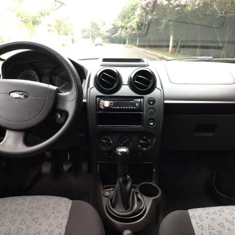 Fiesta Sedan 1.6 Rocam Flex 2012 Completo Ipva 20 Pago - Foto 5