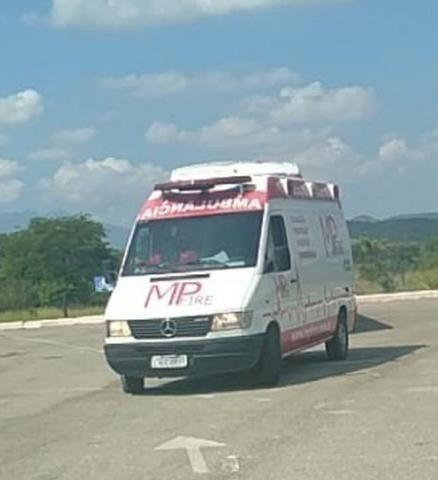 Ambulância Sprinter Básica Completa - Foto 5