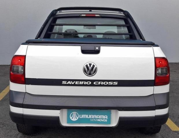 VOLKSWAGEN SAVEIRO 1.6 CROSS CD 16V FLEX 2P MANUAL. - Foto 2
