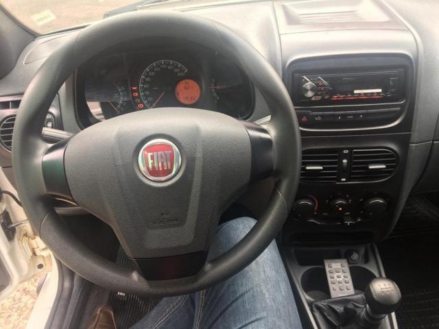 Fiat Strada Hard Working 1.4 Branco - Foto 9