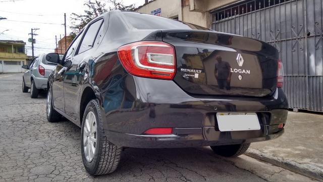 Renault Logan Expression 1.0 2014 Completo!!! - Foto 5