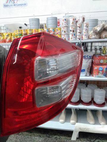 Lanterna traseira Honda fit