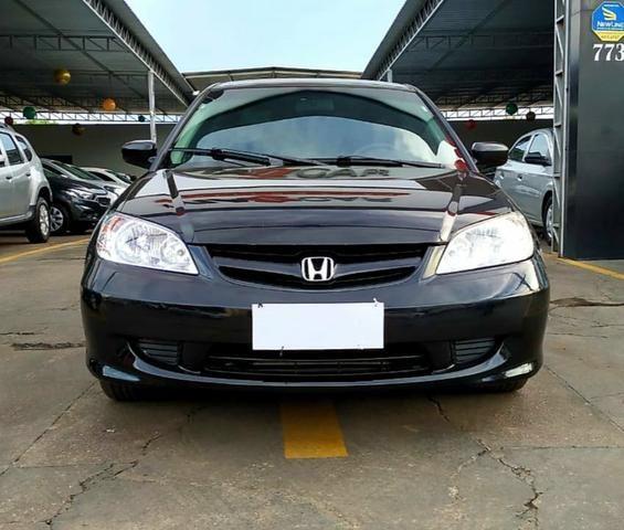 Honda civic 1.7 lx - Foto 2