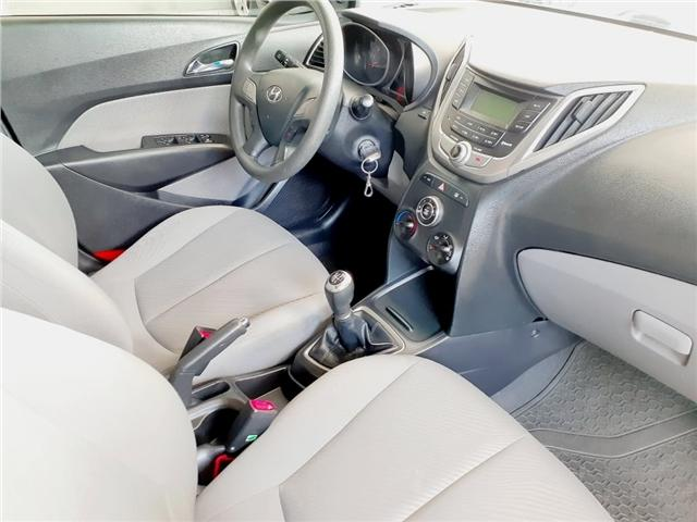 Hyundai Hb20s 1.6 comfort plus 16v flex 4p manual - Foto 9