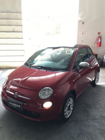 500 2012/2012 1.4 CULT 8V FLEX 2P AUTOMATIZADO - Foto 3