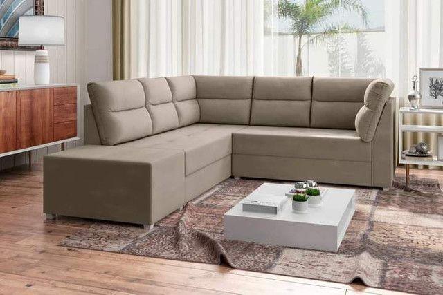 Sofa de Canto ranger YYY551 - Foto 4