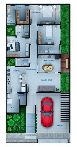 Casa para alugar no Condomínio Sol Nascente - Foto 2