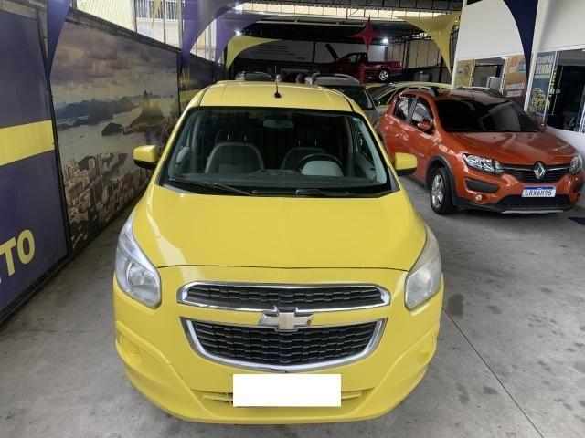 Spin lt automatica ex taxi, lindo carro, aprovação imediata, 1° parcela p/90 dias - Foto 8