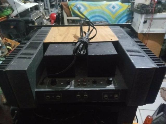 Amplificador Profissional Staner MP720