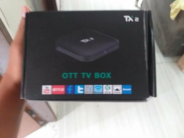 Vendo ott TV box tx2 16 gigas - Foto 4