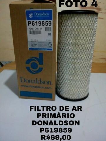 Filtros de Ar Secundários e Primários Donaldson Mod P619859, P776695, P782104, P782107 - Foto 4