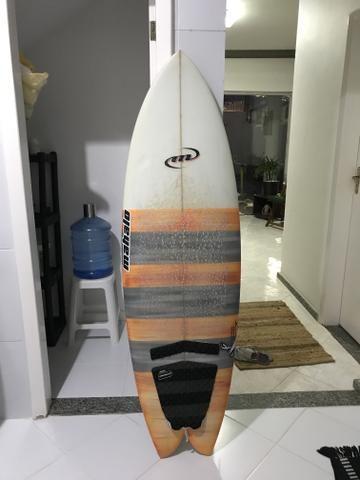 Prancha de surf biquilha Mahalo 5?10 - Foto 3