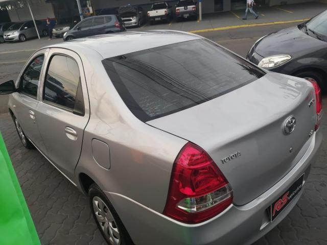 Toyota Etios Sedan XLS 1.5 (Flex) - Foto 6