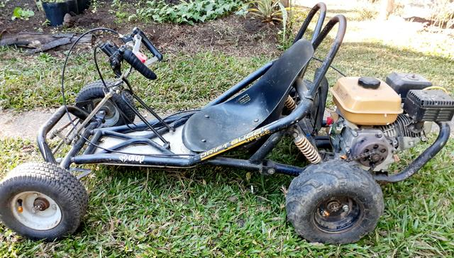 Drift buggy kart cross - Foto 3