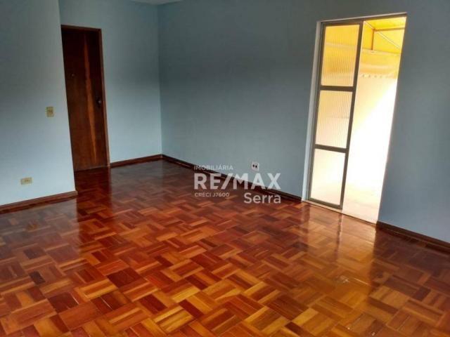 Cobertura com 2 dormitórios para alugar, 60 m² por R$ 1.200,00/mês - Vale do Paraíso - Foto 2