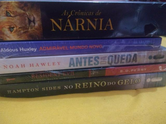 Livros novos a partir de 30 - Foto 5