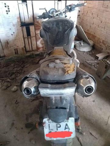 MT 01 2007 (1770cc) (10mil) MOTO PARADA A 8 ANOS ,PRECISA DE FAZER A CHAVE   - Foto 6