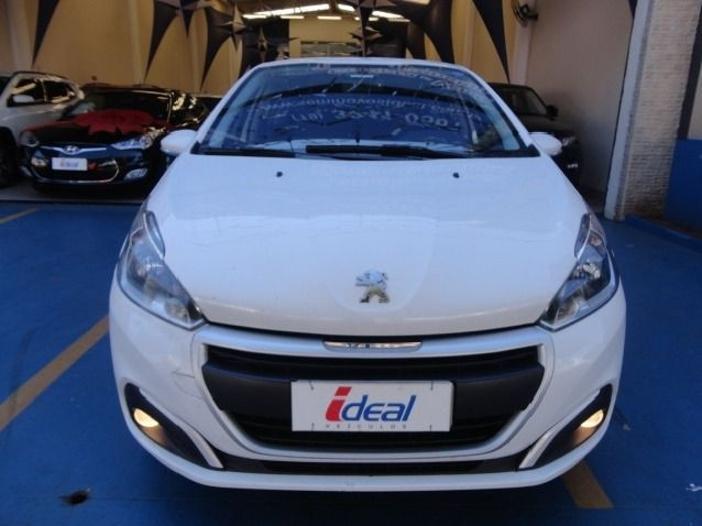 Juan Peugeot 208 1.2 Active 12v Flex 4p Manual * - Foto 2