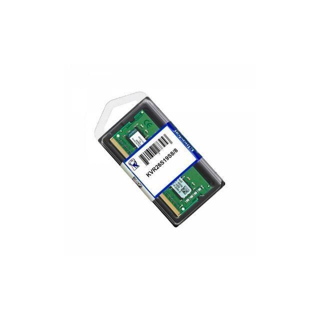 Memória Notebook Kingston DDR4 - 8GB - 2666MHZ - Imperium Informatica