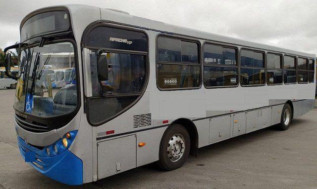 Vendo Ônibus Apache