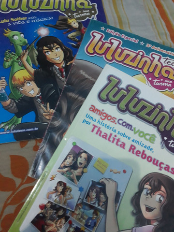 Gibis Luluzinha Teen - Leia a Descrição  - Foto 3