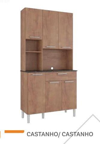 Kit Cozinha Tannat 6 Portas * Promoção