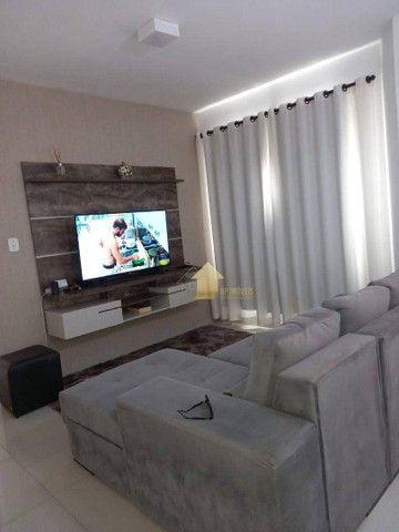 Apartamento com 2 dormitórios à venda, 67 m² por R$ 170.000,00 - Baú - Cuiabá/MT - Foto 2