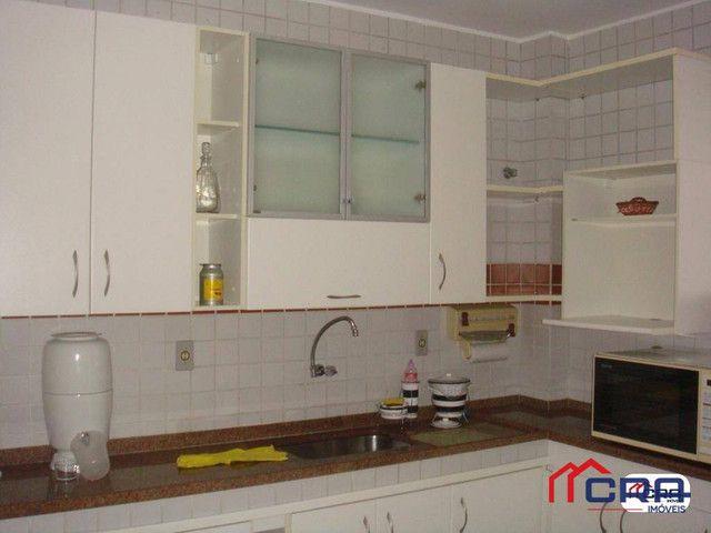 Apartamento com 4 dormitórios à venda, 130 m² por R$ 500.000,00 - Rústico - Volta Redonda/ - Foto 7