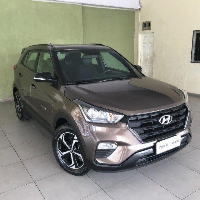 Hyundai Creta Sport 2.0 Automática 2018 com Apenas 20 mil km rodados!!! - Foto 2