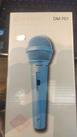 Microfone dm 701