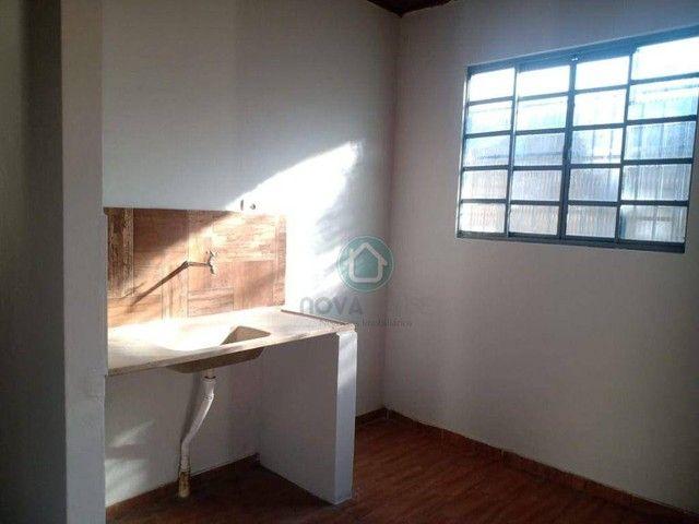 Casa no bairro Jd. Centenário para locação R$750,00. - Foto 8