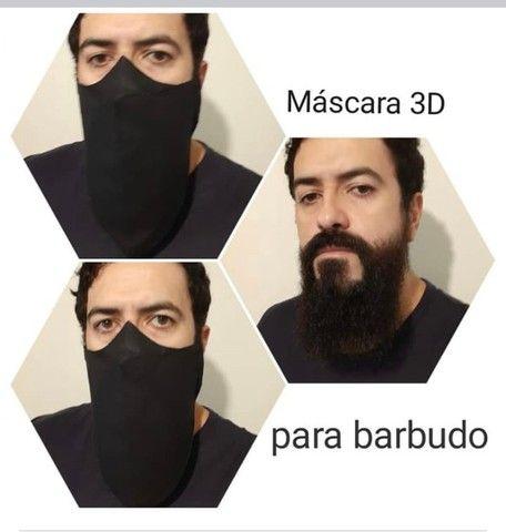 Máscara lenço e máscaras  - Foto 3